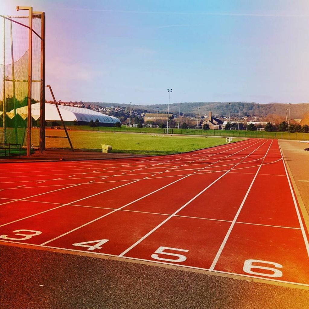 Eastbourne Sports Park, Eastbourne Trackstar Marathon